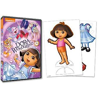 Dora l'exploratrice - Dora au pays des merveilles [DVD] USA import