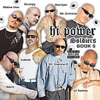 Salut Power tome 5 - Salut importation USA Power soldats [CD]