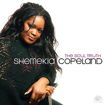 Shemekia Copeland - Soul Truth [CD] USA import