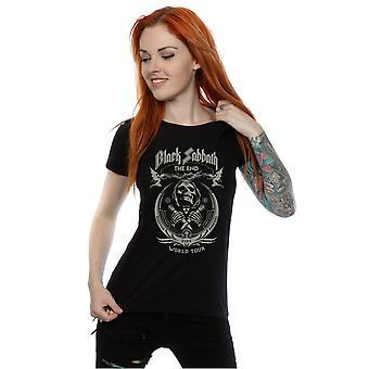 Black Sabbath Women's The End World Tour T-Shirt