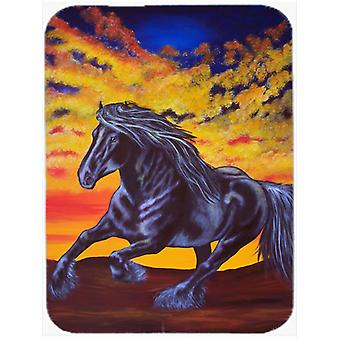 Carolines Treasures  AMB1241MP Desert Wind Horse Mouse Pad, Hot Pad or Trivet