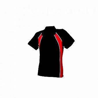 Finden & Hales Womens Jersey Team Sports Polo Shirt