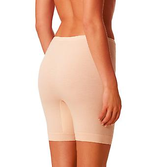 Mey 27014-21 Women's Nude Solid Colour Knee Length Leggings