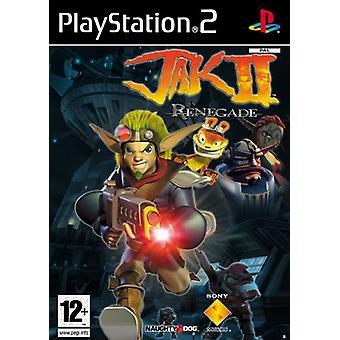 Jak II Renegade (PS2) - Neue Fabrik versiegelt