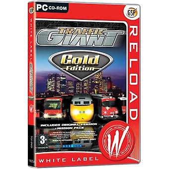 Traffic Giant - Gold Edition (Pc CD) - Usine scellée