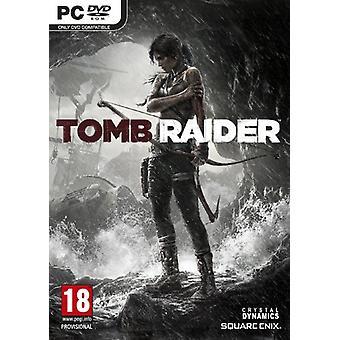 Tomb Raider (PC DVD) - Nouveau