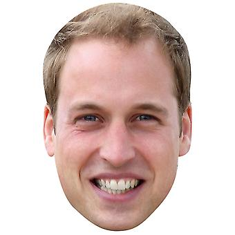 Prince William Mask