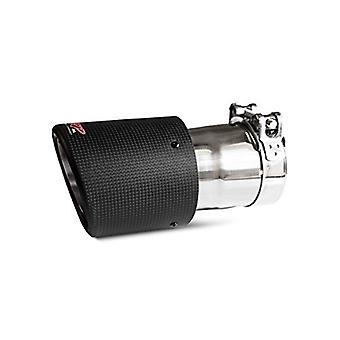 MBRP T5151CF Dual Wall Angled Exhaust Tip (4.5