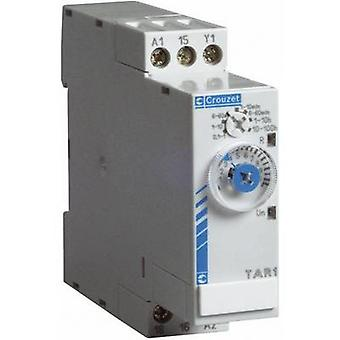 Crouzet TK2R1 TDR Monofunctional 1 pc(s) Time range: 0.6 - 160 s 2 change-overs
