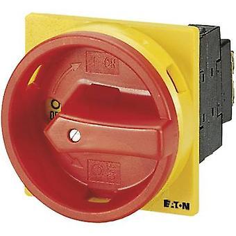 Eaton P1-25/EA/SVB gränslägesbrytaren låsbar 25 A 690 V 1 x 90 ° gul, röd 1 dator