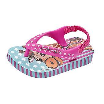 Ipanema Safari dla dzieci / niemowląt sandały - różowy