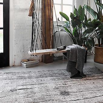 Weconhome Woody alfombras 28342 070 en marrón y negro