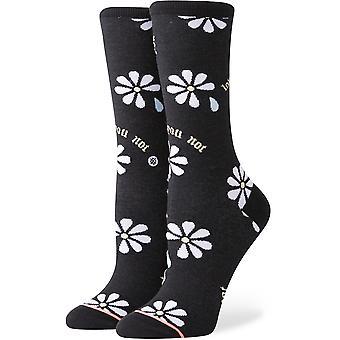 Holdning elsker deg ikke mannskap sokker i svart
