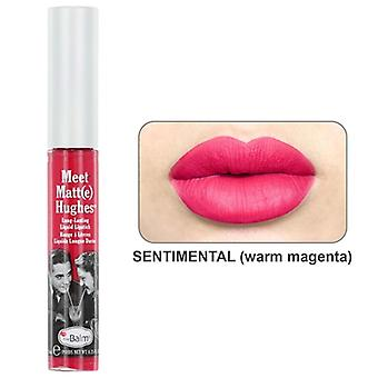 theBalm Meet Matt (e) Hughes-huuli puna sentimentaalinen 7,4 ml