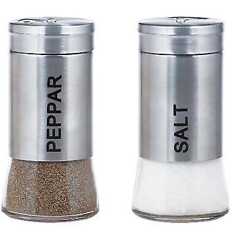 Sůl a pepřová sada slaných karpa