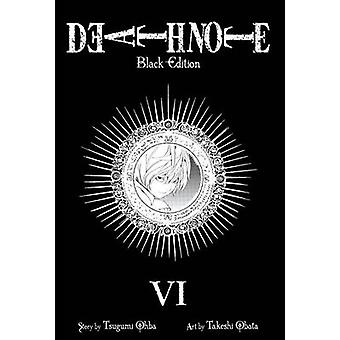 Death Note (sort ed) af Tsugumi Ohba - Takeshi Obata - 9781421539690