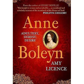 Anne Boleyn - 9781445643458 Book