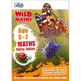 Maths - Times Tables Age 5-7 - Age 5-7 by Collins UK - 9781844198832 B