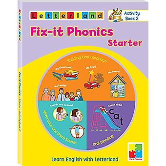 Fix-it Phonics - Starter Level - Student Book 2 by Lisa Holt - 978178