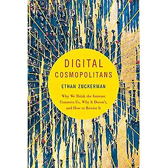 Digital Cosmopolitans - Why We Think the Internet Connects Us, Why it Doesn't, and How to Rewire it
