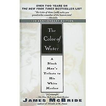 A cor da água: homenagem do homem de preto, uma a sua mãe branca
