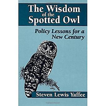 La saggezza del Gufo maculato: lezioni di politica per un nuovo secolo