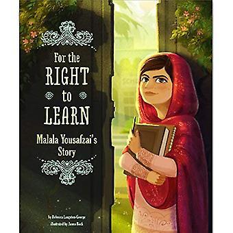 Per il diritto di imparare: storia di Malala Yousafzai (incontro)
