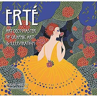 ERT: Art Deco Master van grafische kunst & illustratie (Masterworks)