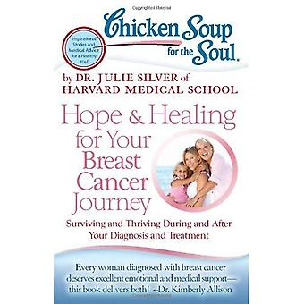 Chicken Soup for the Soul: Hope & Healing for Your Breast Cancer Journey: Surviving and Thriving During and After Your Diagnosis and Treatment (Chicken Soup for the Soul