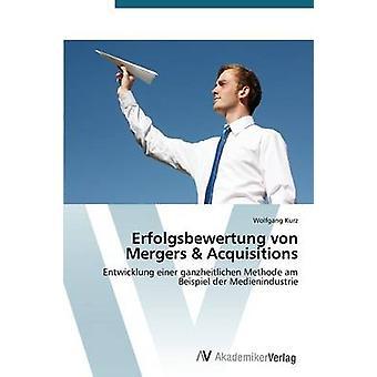 Erfolgsbewertung Von fusjoner oppkjøp av Kurz Wolfgang