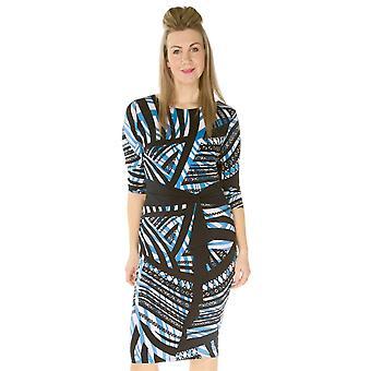 TIA Dress 78909 7260 Blue