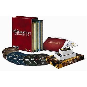 Sid Meiers Civilization Chronicles (CD PC) - Nouveau