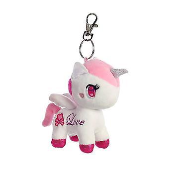 Tokidoki Lolopessa Unicorno Plush Key Clip 4.5