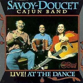 Savoy-Doucet Cajun Band - Live! at the Dance [CD] USA import