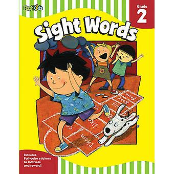 Sight words - Grade 2 by Flash Kids Editors - 9781411434714 Book