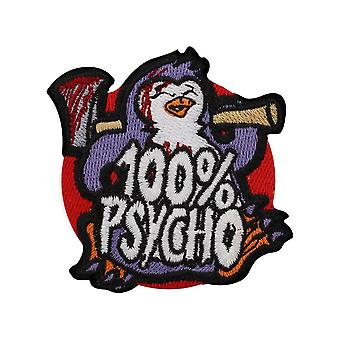 Psycho Penguin 100% Psycho Patch