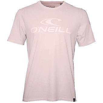 O'Neill alkuperäinen Crew Neck t-paita pehmeä vaaleanpunainen