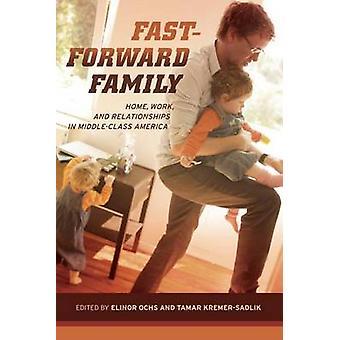 Fast-Forward família - casa - trabalho - e relacionamentos na classe média