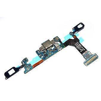 Carregamento de soquete para Samsung Galaxy S7 G930F GH97 18576A doca áudio módulo sensor de trava Flex