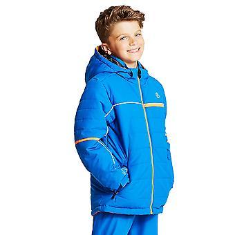 Dare 2B meninos iniciador repelente de água jaqueta de esqui com capuz