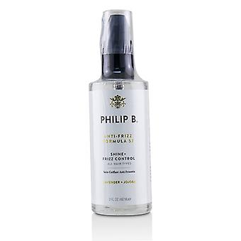 Philip B Anti-Frizz Formula 57 (Shine + Frizz Control - All Hair Types) 60ml/2oz