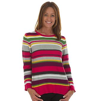 RABE Rabe Fuchsia Multi Sweater 43 021656