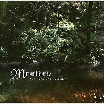 Mirrorthrone - Of Wind & Weeping [CD] USA import