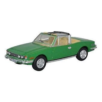 Oxford Diecast 76Ts002 Triumph Stag Java Green