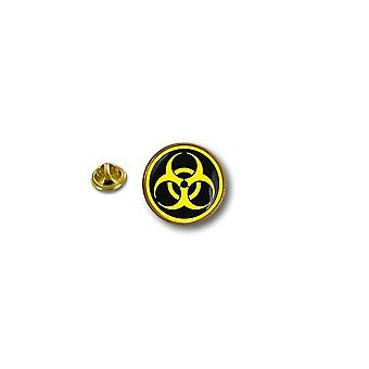 Pine PineS Pin Badge Pin-apos;s Metal Biker Motard Outbreak Biohazard Zombie R1