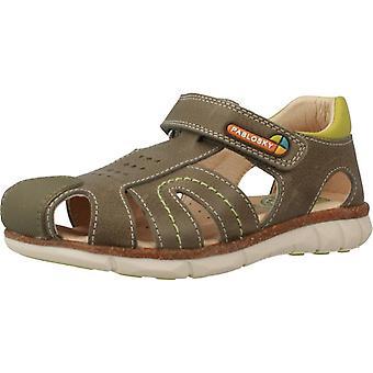Pablosky sandalen 028486 kleur Sage