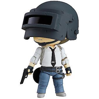 Playerunknown's Battlegrounds Nendoroid The Lone Survivor bedruckt, aus 100% Kunststoff, in Geschenkverpackung.