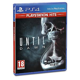 Until Dawn PlayStation Hits PS4 Game