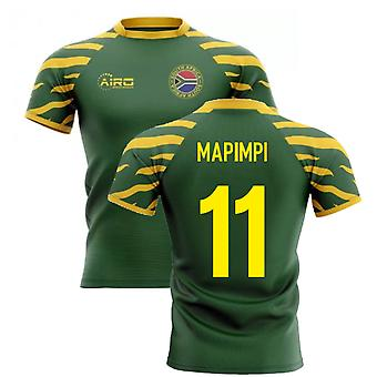2019-20 Zuid-Afrika Spring BoKS Home concept rugby shirt (Mapimpi 11)