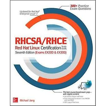 RHCSARHCE Red Hat Linux Certification Study Guide Seventh